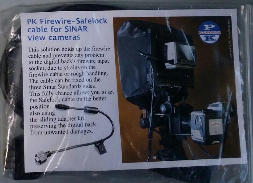 SafeLock For Sinar