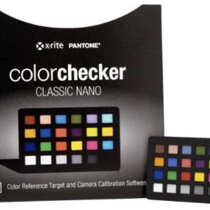 Color Checker Nano