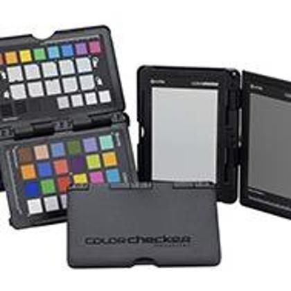 Color Checker Portfolio